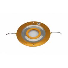Titanium Film Ring Diaphragm Voice Coil for 2404H 2405H 075 Horn Driver Speaker
